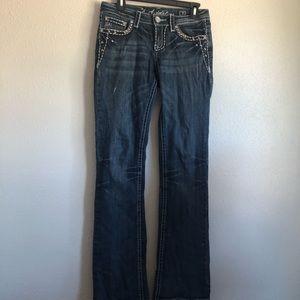 La Idol Bootcut Jeans Sizs 7